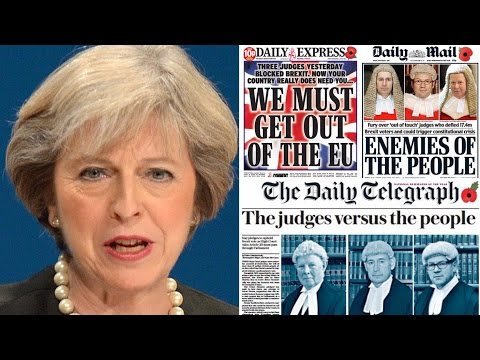 Justice Secretary Liz Truss Under Pressure Over High Court Ruling