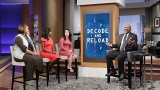 Decoding 20s,30s, and 40s Date Recap || STEVE HARVEY