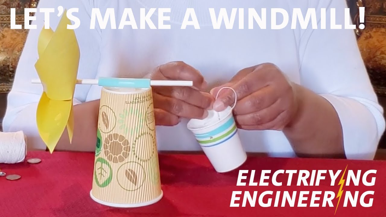 How to Test Wind Energy at Home | STEM Online Learning | General Motors