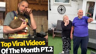 Top 20 Best Viral Videos Of The Month - June 2020 (Part 2)