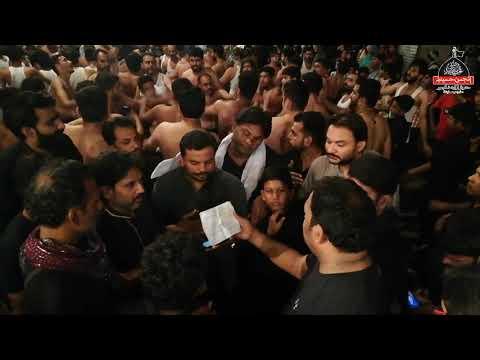 Markazi jaloos 7 muharram 2018 anjuman e Hussainia sadar Bazar cantt Lahore