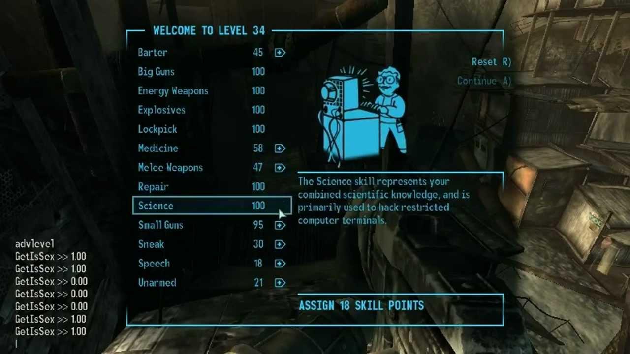 Fallout 3 cheats, codes, cheat codes, walkthrough, guide, faq.
