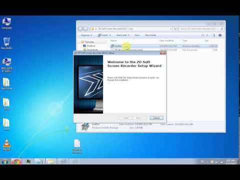 How to download and install the Best Screen Recorder ZD Soft Screen Recorder