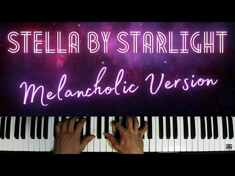 Stella by Starlight - Fresh approach to Jazz Standards │Jazz Piano Lesson #41