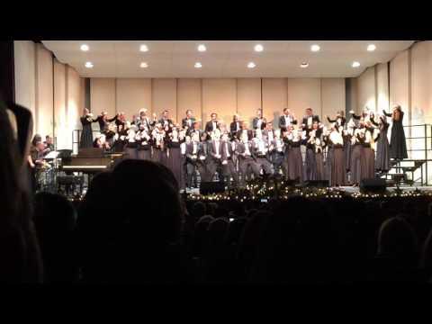 Gilbert High School Concert Choir - Bollywood song