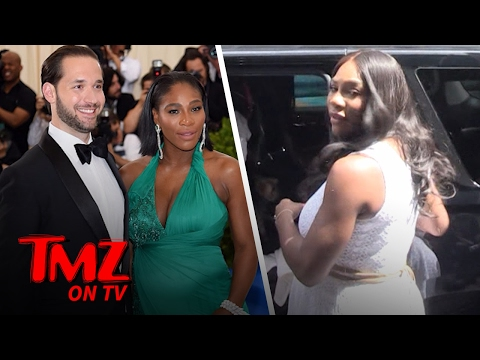 Serena Williams Craves What?! | TMZ TV