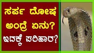 Sarpa Dosha : Causes, Effects, Remedies
