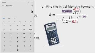 Calculating Monthly Payment for ARM Part 1