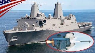 ステルス揚陸艦グリーン・ベイ:佐世保に前方展開する第7艦隊のドック型輸送揚陸艦