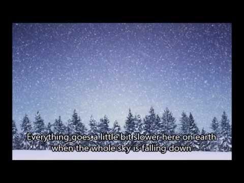 når hele himmelen faller ned tekst
