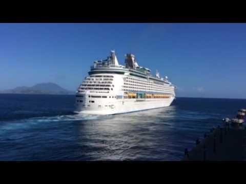Port at St Kitts