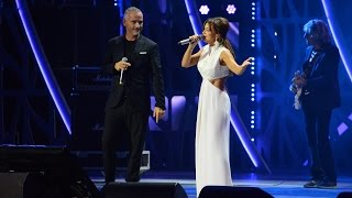 Download Ani Lorak & Eros Ramazzotti - Piu Che Puoi [LIVE @ New Wave 2015] Mp3 and Videos