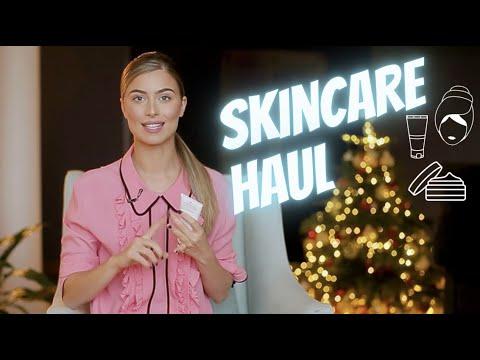 Luxury Skincare HAUL    SOFIA EVE