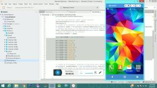 Xamarin Spinners Example Android