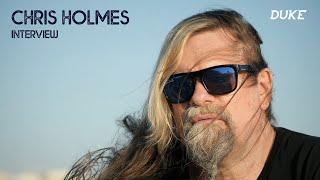 Chris Holmes - Interview - Cannes 2020 - Duke TV [DE-ES-FR-IT-POR-RU Subs]