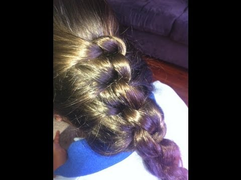 Knotted Braid | Rapunzels Mother Hair-do's and How-to's