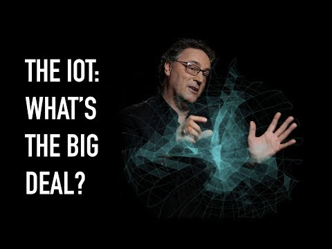 Futurist Keynote Speaker Gerd Leonhard: The Internet of Things - what's the big deal?