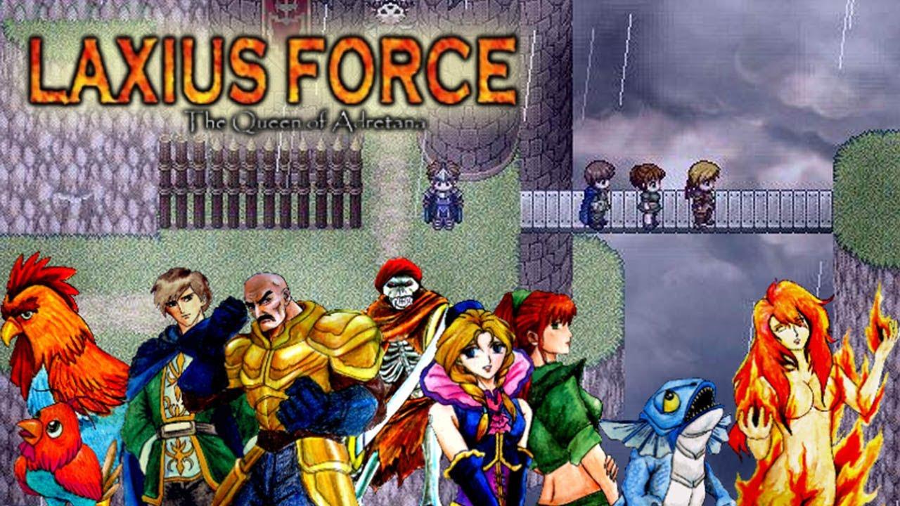 laxius force 3