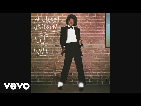 Michael Jackson - It  39 s the Falling in Love  Audio  Poster