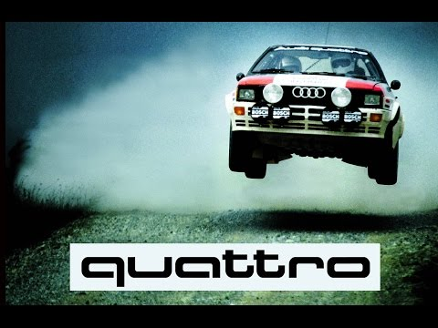 Why quattro is the BEST AWD SYSTEM EVER!  quattro on slicks beats RWD with all seasons in deep snow!