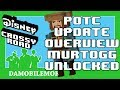 ★ DISNEY CROSSY ROAD Secret Characters | Pirates of the Caribbean Dead Men Tell no Tales Update
