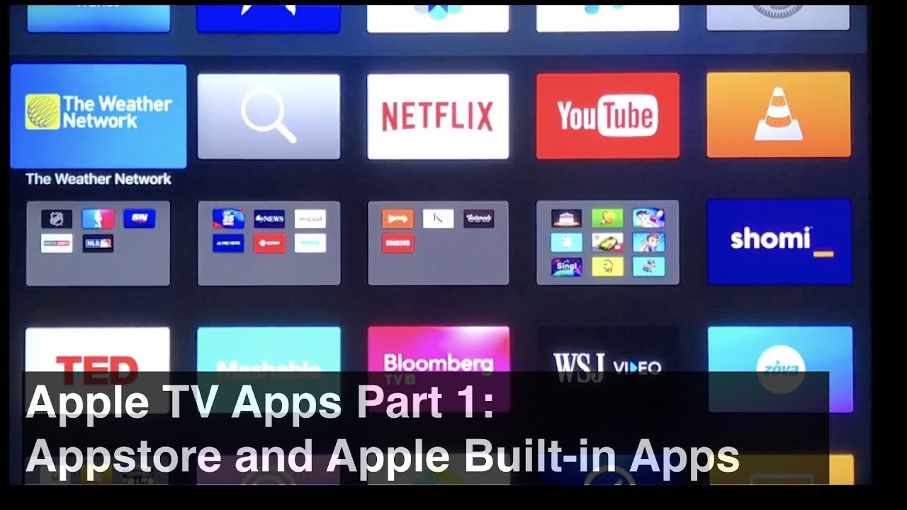 how to play apps on apple tv