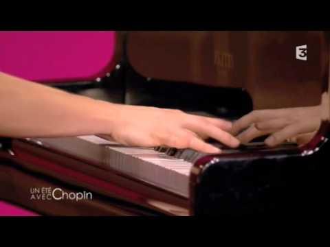 Berceuse Chopin Salle Pleyel Emmanuelle Swiercz