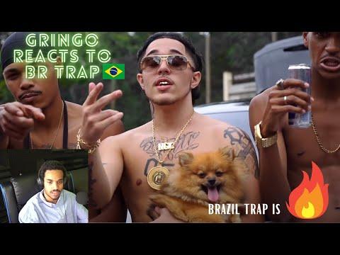 Moreno Reacts to Brazil trap ( NGC Daddy - Bag De Grife )
