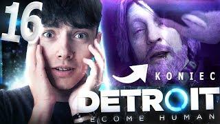 SMUTNE ZAKOŃCZENIE  - Detroit: Become Human #16 | JDabrowsky