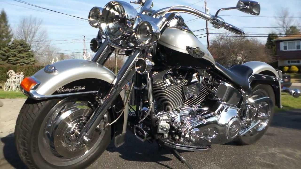2003 Harley Davidson Heritage Softail 100th Anniversary