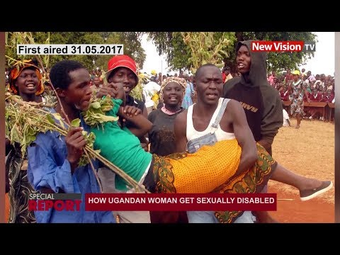 How ugandan women get sexually disabled