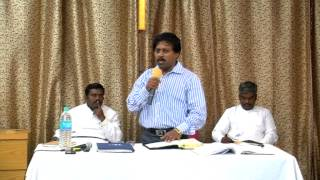 ACC Sem - What will happen at end time - Message By - Mr. Uma Shankar IAS - Part 1