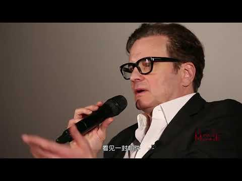 Gorgeous Colin Firth in China/His Acting Secrets, His Top/Favourite Roles, His Life and Career