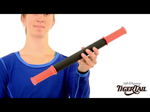 Fitterfirst Tiger Tail Rolling Muscle Massager
