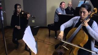 """Trio Con Brio Copenhagen - Mendelssohn: """"Allegro energico e con fuoco"""" from Piano Trio No. 2"""