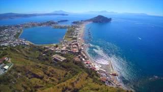 Napoli Italy drone