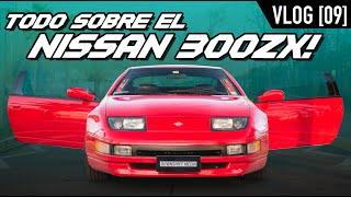 CONOCIENDO un NISSAN 300ZX a FONDO! | Vlog [09]
