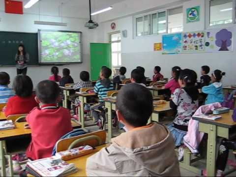 """A Day at an """"Average"""" Chinese Elementary School"""