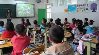 "A Day at an ""Average"" Chinese Elementary School"