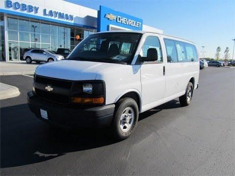 Bobby Layman Chevrolet >> 2008 Chevrolet Express Cargo Van Columbus Oh London Springfield Hilliard Dublin 811429