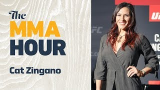 Cat Zingano Confident She's First Up In Line If Something Happens To Cyborg vs. Nunes | The MMA Hour