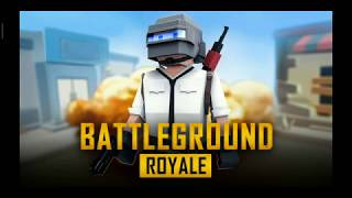 PUBG MINECRAFT - BATTLEGROUND ROYALE