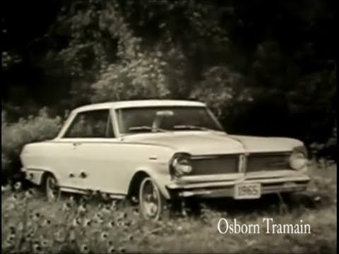 1965 Acadian Canso By General Motors Commercial - Canadian Made Car - Acadian  Pontiac Buick Dealers