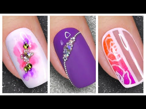 Nail Art Designs 2020 | Easy Nail Art for Short Nails