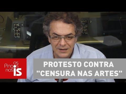 Tognolli: Caetano Veloso Convoca Protesto Contra