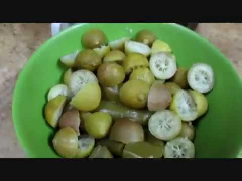 أبسط طريقة لتخليل الليمون من مطبخ الشيف مروة صلاح