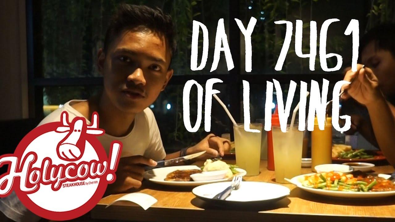 [VLOG] STEAK PALING ENAK SEDUNIA - DAY 7461 OF LIVING