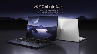 ASUS ZenBook 13 (UX333) e 14 (UX433)