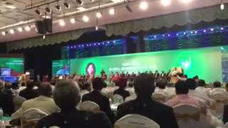 Comedy Speech of ADMK Minister Before Jayalalitha