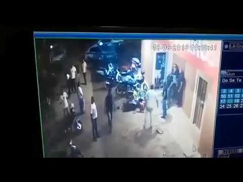Proprietário mostra vídeo e diz que seguranças não agrediram empresário